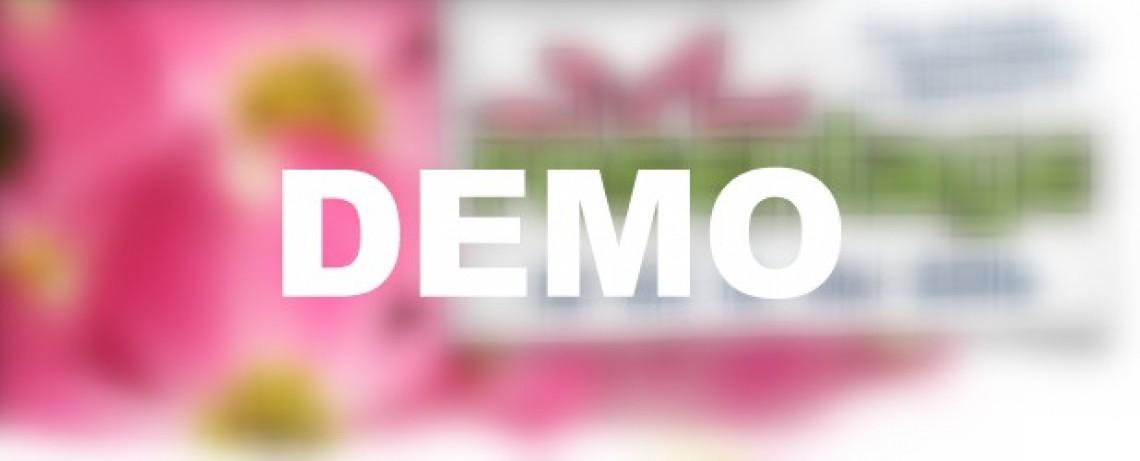 E-Ticket-Demo