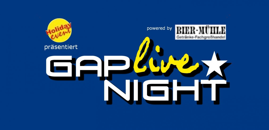 GAP live Night