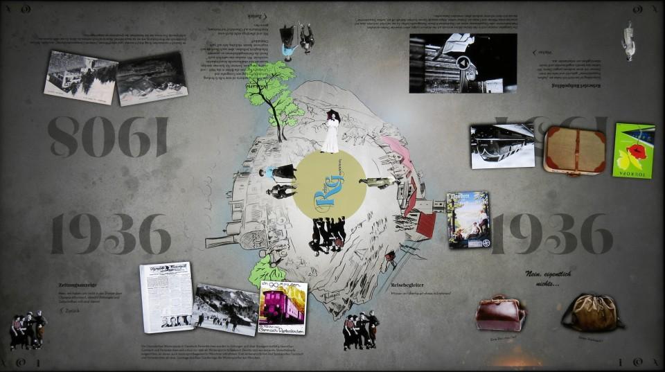 Mythos Bayern - Bilder einer Ausstellung im Kloster Ettal (noch bis 4. November 2018)