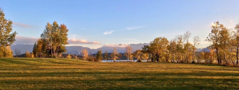Herbststimmung am Staffelsee