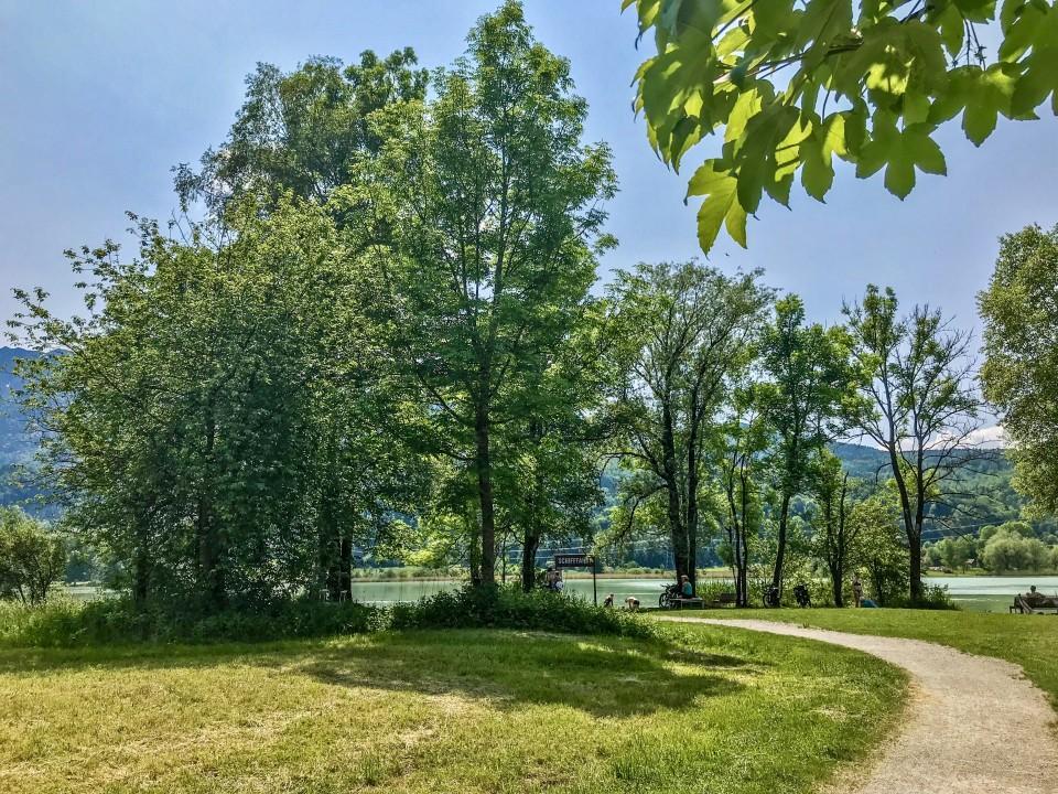 Unterwegs in Schlehdorf am Kochelsee