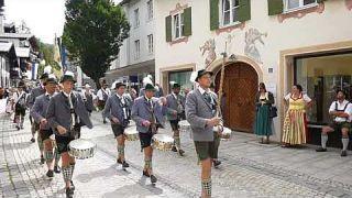 Festzug Gaujugendtag Oberland, Garmisch-Partenkirchen
