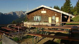 Besuch der Brunnenkopfhütte: Der König und die Freiheit | BR