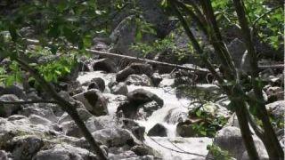 Kuhfluchtwasserfall Farchant Garmisch-Partenkirchen