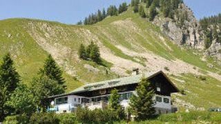 Schönfeldhütte - Schlierseer Berge