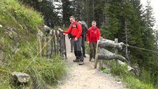 Dreiseen-Wanderung Spitzingsee, Schliersee, Tegernsee