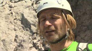 Neue Route auf die Zugspitze: Wiederentdeckter Steig | BR