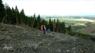 Hangrutsch: Lebensgefahr vom Berg | BR Fernsehen