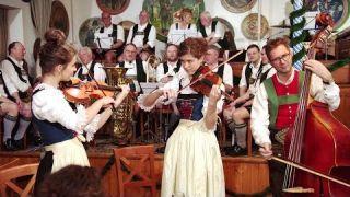 Familienmusik Waldauf / Schee is / Zsammg'spuit am Tegernsee