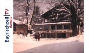 Bayrischzell damals - Winterimpressionen von 1978