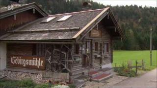 Alte Gebirgsmühle in Fischbachau