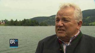 Wörth im Schliersee: Insel-Gasthaus zu verkaufen - BR Fernsehen