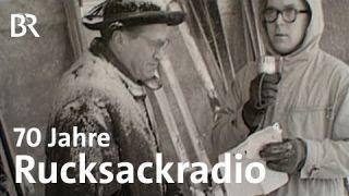 70 Jahre Rucksackradio, das Bergsteigerradio | Doku