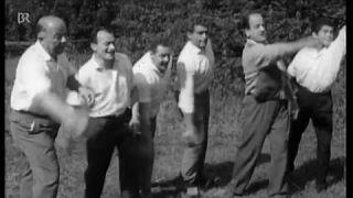 Plattln damals: Plattlsport in den 60er Jahren | Unser Land | BR Fernsehen