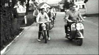 Bier und Rock'n'Roll: Halbstarke auf dem Land damals | Unser Land | BR
