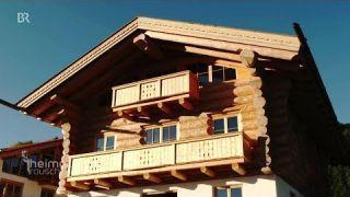 Blockhäuser im Trend   Heimatrauschen   BR