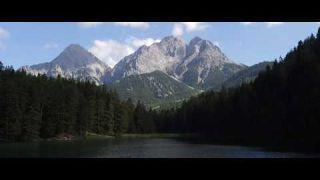 Die Loisach von Oben - mit dem Loisach-Lied interpretiert von Max Hadersbeck