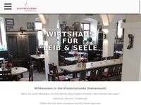 http://www.klosterschaenke-dietramszell.de